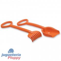 JJ3108 SET DE COCINA CON ACCESORIOS BLISTER 38 Cm