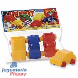 PISTA DE AUTOS F1 285 Cm 49786 2 AUTOS CAJA