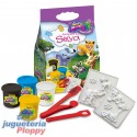 AVION INFANTIL CARITA CON ANIMALITO MUSICAL LUZ Y SONIDO P687272 CAJA VISOR
