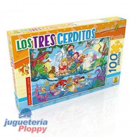 739 CASITA DIDACTICA ENCASTRES CON ACCESORIOS