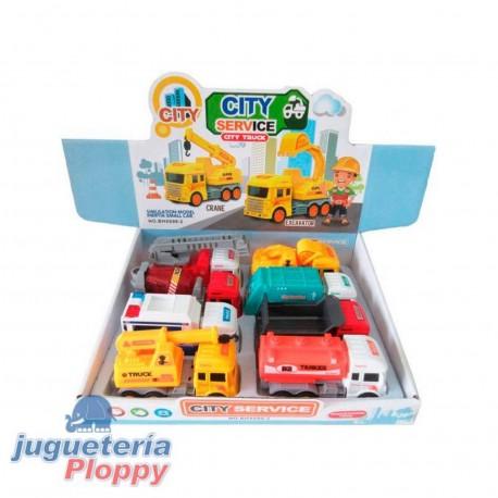 B685357 SONAJERO-MORDILLO CAJA x 2 6 MODELOS