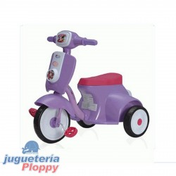 248 TRICICLO ELECTRICO SPEED CHOPPER 6 VOLT HOMEPLAY
