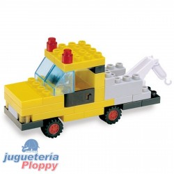 SH-8066-B/O FIRE ENGINE BOMBERO A PILA