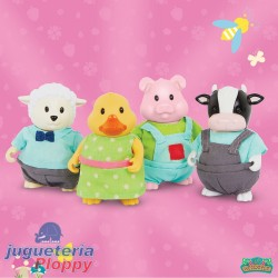 DC 3901-O FIGURA DE ACCION FLEXIBLE - BATMAN
