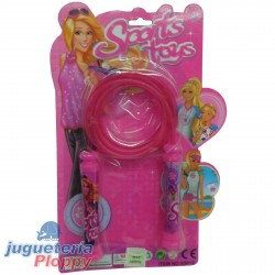 2190 MINNIE BUBBLE GUN (TV)